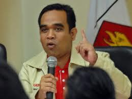 Ahmad Muzani, Sekjen DPP Gerindra