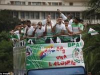 Simpati Timnas Aljazair untuk Gaza