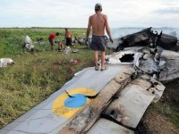 Lagi, Pesawat Angkut Militer Ukraina Tertembak Jatuh