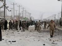 Bom Bunuh Diri Terjang Bus Tentara di Kabul, 16 Orang Tewas