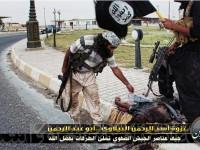 ISIS eksekusi warga di Salahudin, Irak.