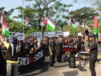 Hari al-Quds, Konjen AS di Surabaya Jadi Sasaran Demo Anti Israel