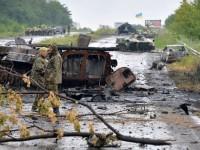 Pertempuran Sengit Berkobar di Sekitar Kota Luhansk