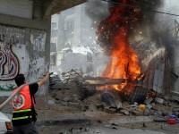 Israel Masih Mengganas, Syuhada Palestina Jadi 604 Orang