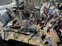 Israel Siap Rekonstruksi Gaza Jika Pejuang Palestina Letakkan Senjata