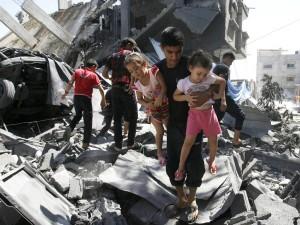 Kondisi Gaza