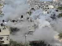 Jumlah Syuhada Gaza Melambung Lagi Menjadi 635 Orang