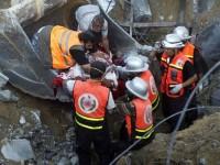 Dievakuasi Dari Reruntuhan, Syuhada Gaza Jadi 1,000 Lebih