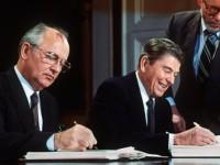 AS Tuduh Rusia Langgar Perjanjian Nuklir Tahun 1987