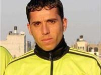 Ibrahim Wadi, pemain sepakbola Palestina yang ditangkap Israel tahun 2012