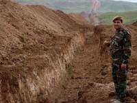 Kurdistan Irak Pagari Diri Dengan Parit, Ada Apa?