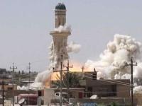 ISIS Hancurkan Makam Nabi Yunus as