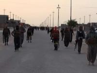 Kerumunan ISIS Dibombardir Dari Udara, 200-an Anggota ISIS Tewas