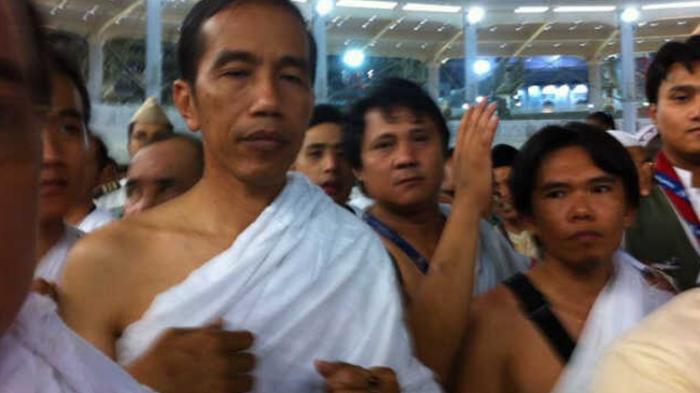 Image Result For Jokowi Umroh