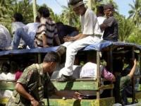 Militan Filipina Serang 2 Kendaraan, 18 Tewas