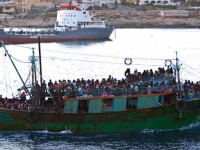 19 Tewas Ditemukan dalam Kapal Imigran Afrika