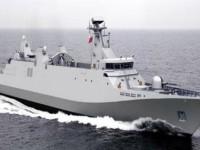 kapal perang (ilustrasi)