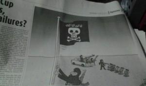 Karikatur The Jakarta Post
