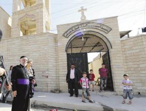 kristen mosul irak