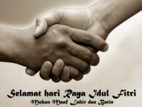 Hikmah Ramadhan (28) : Kontribusi Idul Fitri Mewujudkan Perdamaian