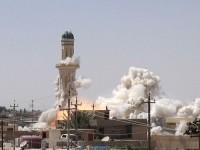 Potret Kekejaman ISIS: Jihad Menghancurkan Masjid