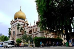 Masjid Sultan (foto: Farchan Noor Rachman)