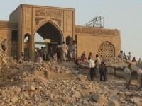 Malam Qadar, Penduduk Mosul Ratapi Puing Makam Nabi Yunus as