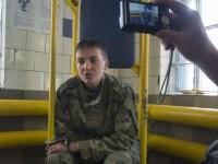 Rusia Menahan Pilot Wanita Ukraina