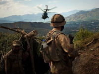 Pakistan Klaim Berhasil Hancurkan Basis Militan di Waziristan