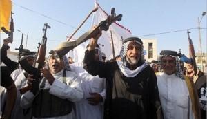 عشائر الموصل تنتفض ضد داعش وتصيب احد ولاته وعدد من مرافقيه