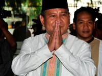 Masih Lebaran, Prabowo Tolak Komentar Soal Gugatannya
