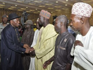 presiden nigeria