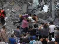 Hari ke-8 Serangan Israel, Syuhada Palestina Jadi 174 Orang