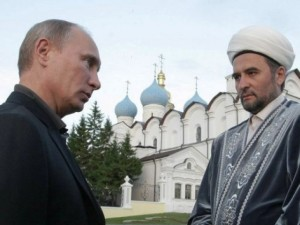 putin and cleric