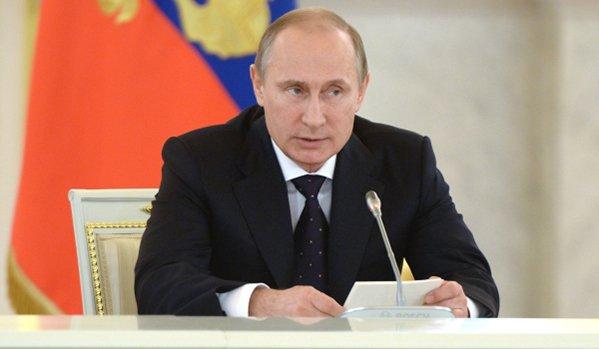 "Heboh Bom Kimia Di Suriah, Putin Kecam ""Tuduhan Tanpa ..."