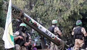 المقاومة الفلسطينية تقصف تل ابيب ردا على العدوان
