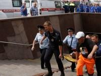 19 Tewas dalam Kecelakaan KA Bawah Tanah Rusia