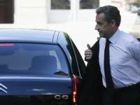Mantan Presiden Perancis Ditahan