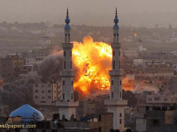 Dampak Serangan Israel ke Gaza Versi OCHA