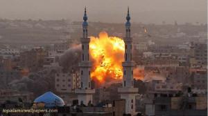 serangan israel03