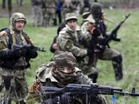 Milisi Separatis Ukraina Tinggalkan Slavyansk