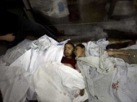 Israel Pesta Darah di Shejaiya, 40 Warga Palestina Gugur