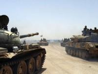Tentara Suriah Kepung Aleppo, Kubu Pemberontak Panik