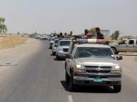 100-an Petempur ISIS Menyerah Kepada Pasukan Irak, Puluhan Lainnya Tewas