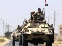 Ledakan di Sinai, Empat Tentara Mesir Terbunuh