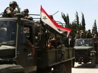 Tentara Suriah Rebut Kembali Ladang Gas Homs Dari Cengkraman ISIS