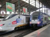 Kecelakaan KA Cepat Perancis Melukai Puluhan Orang