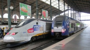 tgv and ter