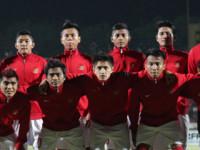 Timnas U-19 Kembali Petik Hasil Seri