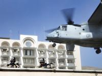 AS Evakuasi Staff Kedubes di Libya